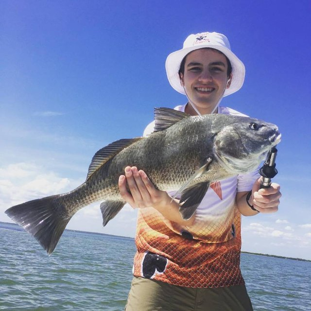 Mosquito coast fishing report fl for Florida fishing reports