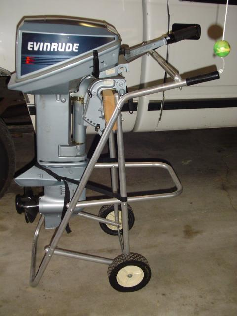Evinrude 15 Hp >> 15hp Evinrude Outboard