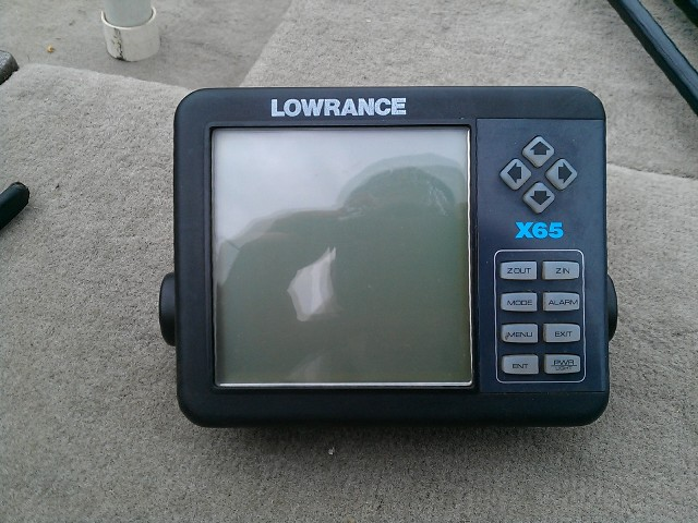 lowrance x-65 fish finder, Fish Finder