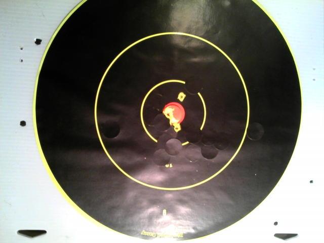 Gamo Air Rifle can't shoot straight