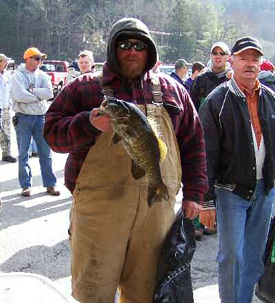 Annual dale hollow winter tournament in for Millwood lake fishing report