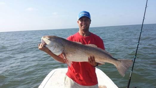 Savannah saltwater fishing report ga for Saltwater fishing report