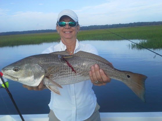 Savannah saltwater fishing report ga for Savannah fishing charters