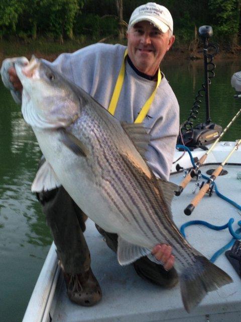 Captain Jim's Dale Hollow Lake Fishing Report