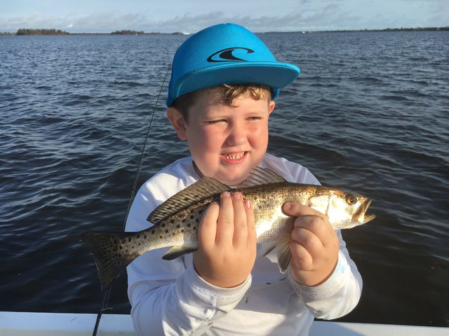 Indian river fishing report fl for Middle keys fishing report