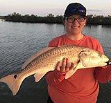 Click image for larger version.  Name:August2018MirandaRedfish.jpg Views:114 Size:92.8 KB ID:17427
