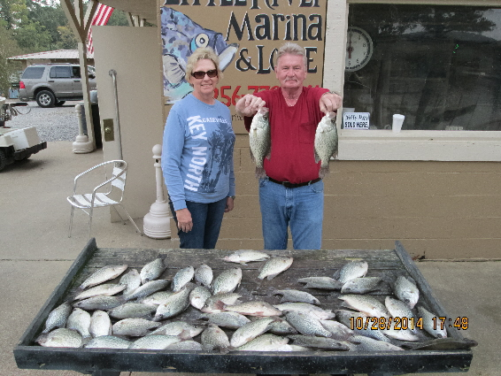 Weiss lake fishing report al for Weiss lake fishing report