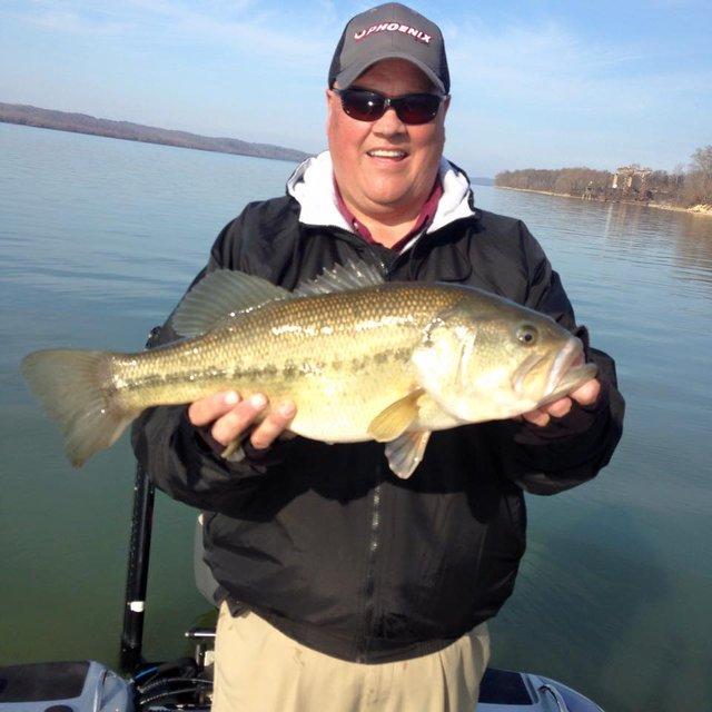 Kentucky lake fishing report ky for Kentucky lake fishing reports