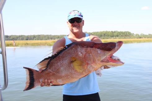 Savannah saltwater fishing report part 2 ga for Fishing forecast georgia