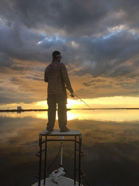 Mosquito coast fishing report fl for Sodium fishing gear